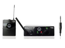 AKG WMS 40 mini wireless instrument set